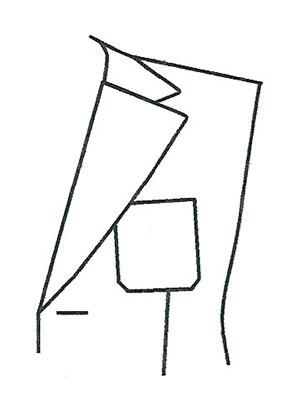 胸ポケットサンプルNo.3